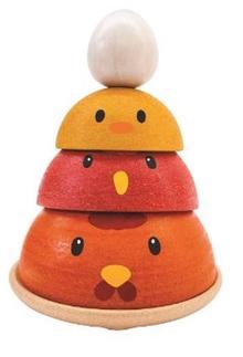 Chicken Nesting