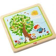 My Time of Year Wooden Puzzle