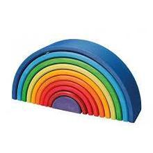 Grimm's Sunset Rainbow