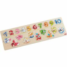 HABA Animal Number Puzzle