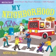 My Neighborhood Book