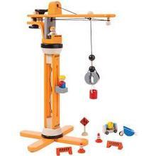 Plan Toys Wooden Crane