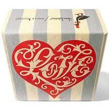 Uncle Goose Red Love Hearts Blocks