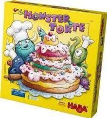HABA Monster-Torte Game