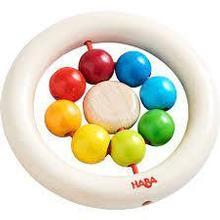 HABA Rainbow Balls Grasping Toy