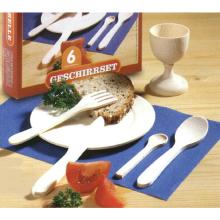 Wooden Dish Set
