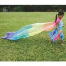 Giant Rainbow Silkscape
