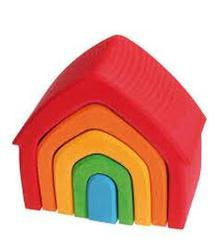 Grimm's Colored Stacking House