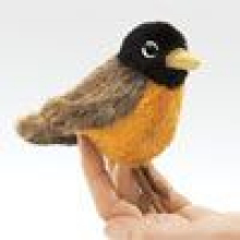 Folkmanis Mini Robin