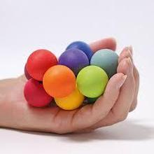 Grimm's Rainbow Grasping Beads