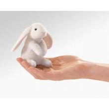 Folkmanis Mini Lop Eared Rabbit