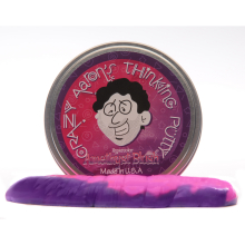 Crazy Aaron's Hypercolor Amethyst Blush Large Tin