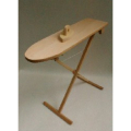 Wooden Ironing Board & Iron