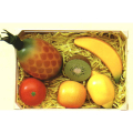 Wooden Tropical Fruit Crate