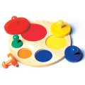 Guidecraft Circle Sorter